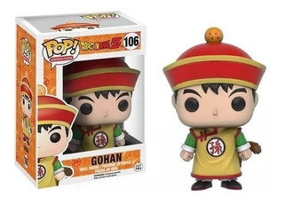 Funko Pop 106 Dragon Ball Z Gohan