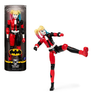 Figura Artic 30 Cm Guason Robin Harley Quinn Int 67800a Dc