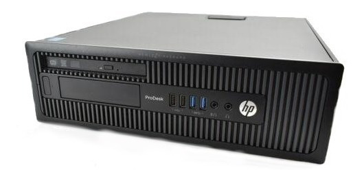 Cpu Hp Prodesk 600 G1 I5 4gb 500gb