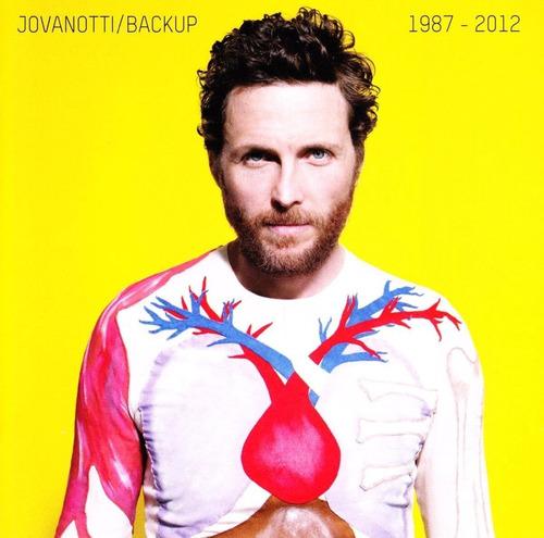 Jovanotti - Backup 1987-2012 (cd Doble Nuevo)