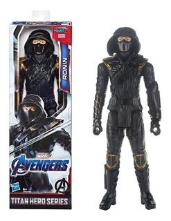 Figuras De Avengers Titan Hero Series Hasbro