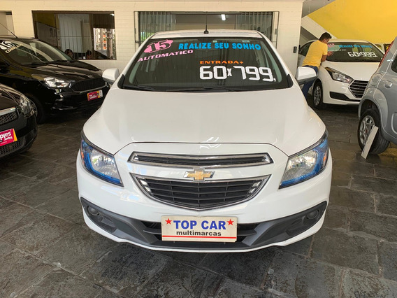 Chevrolet Onix Lt Hatch 1.4 2015 Automatico - Completo