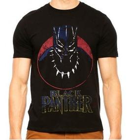 Playera Black Panther Avengers King Civil War Promociones