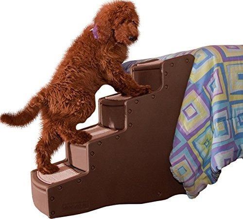 Imagen 1 de 2 de Equipo Para Mascotas Facil Paso Iv Escaleras Para Mascotas