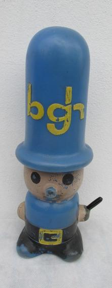 Antiguo Muñeco Publicidad Bgh, Rayito De Sol, Grande #l