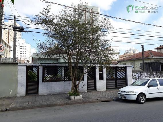 Casa Com 2 Dormitórios À Venda Por R$ 795.000,00 - Aparecida - Santos/sp - Ca0069