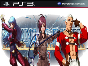 Kof 2002 Ps3 Midia Digital Cod.psn The King Of Fighters 2002
