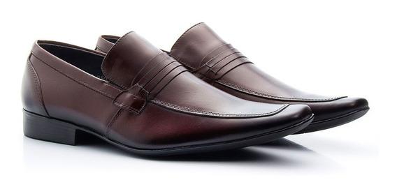 Sapato Masculino Bico Fino - Promoção Original Frete Grátis