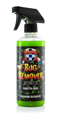 Bug Remover 1 Litro Ternnova - Removedor Insectos Bicho Auto