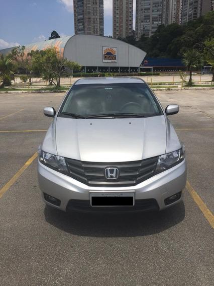 Honda City 1.5 Sport Flex 4p 2014 - Ipva 2019 Quitado