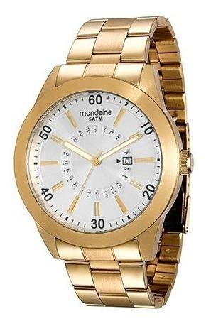 Relógio Masculino Mondaine 78622g0mgna3 - Frete Grátis !!!