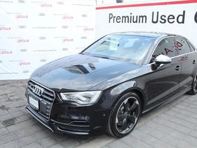 Audi Serie S 2.0 S3 Tfsi Sedán At Negro 2016