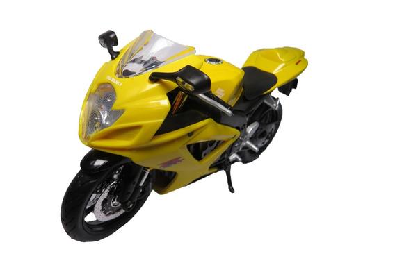 Moto A Escala Maisto 1:12 Ducati Bmw Honda Kawasaki 31101