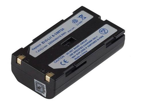 Bateria Para Camera Digital Pentax Ei-2000