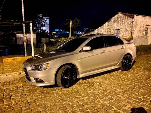 Mitsubishi Lancer 2012 2.0 Gt Cvt 4p