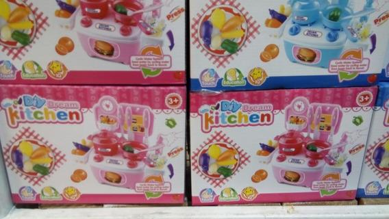Cocinita De Juguete Para Niñas Kitchen En Oferta!!!!