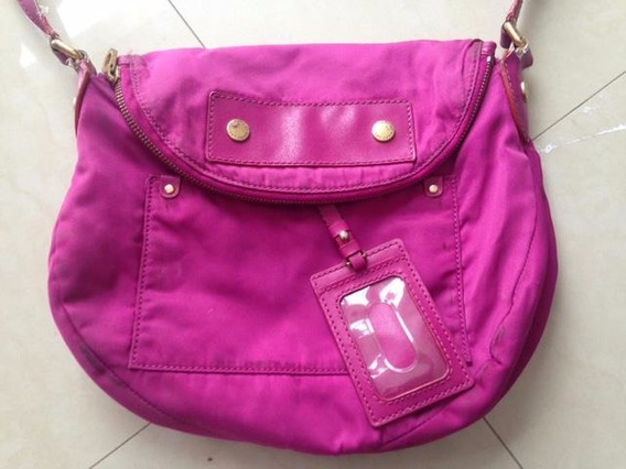 Cartera Marc Jacobs Fucsia