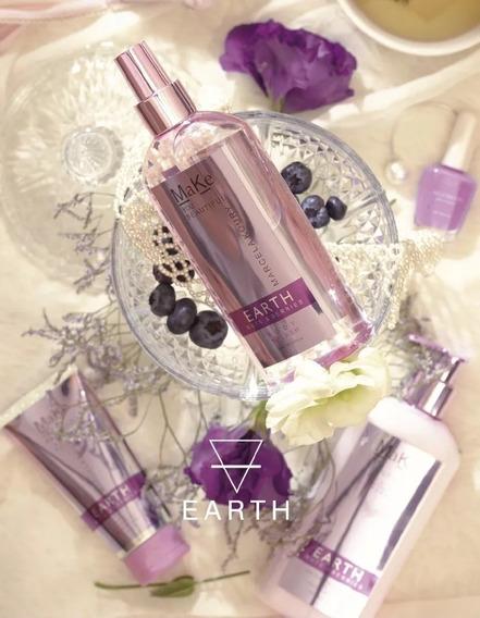 Crema Para Manos Earth By Marcela Koury. 100gr