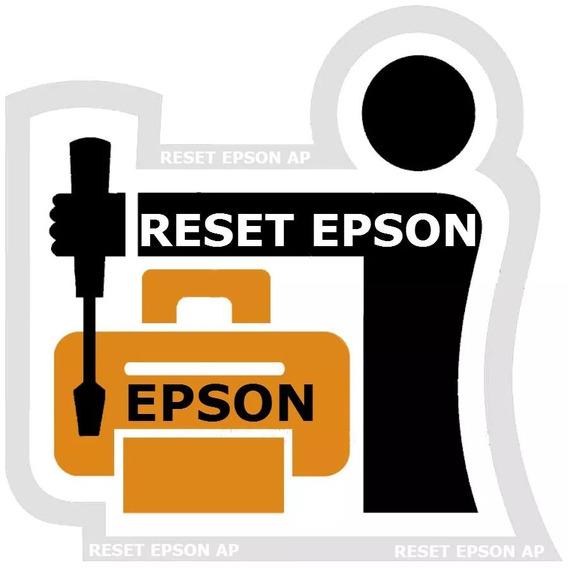 Reset Epson L365 L375