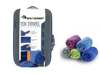 Toalha Ultra Absorvente Tek Towel Tamanho S Sea To Summit