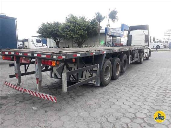 Carreta Semi-reboque Container