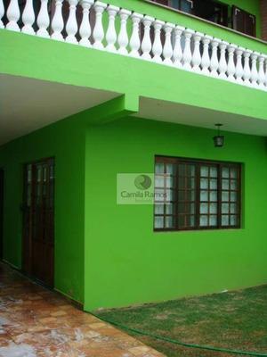 Sobrado Residencial À Venda, Jardim Márcia, Suzano. - So0148