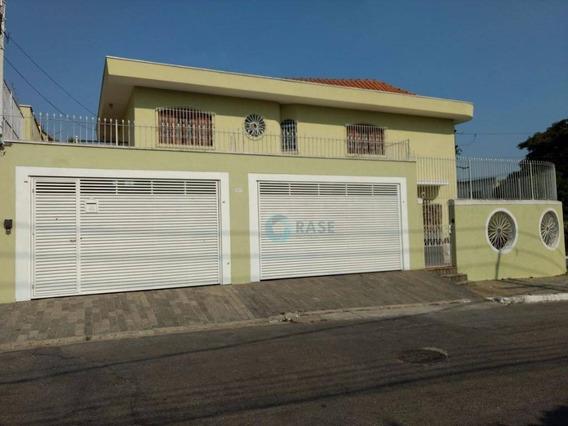 Casa Residencial À Venda, Veleiros, 3 Dormitórios 1 Suíte 4 Vagas De Garagem. - Ca0119