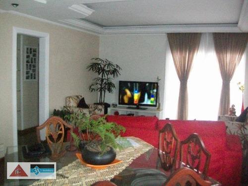 Imagem 1 de 19 de Apartamento À Venda, 107 M² Por R$ 680.000 - Tatuapé - São Paulo/sp - Ap5849
