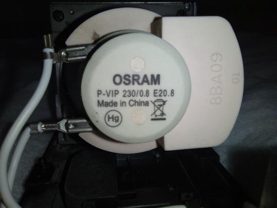 Lâmpada Osram Original Para Projetor Optma Hd20