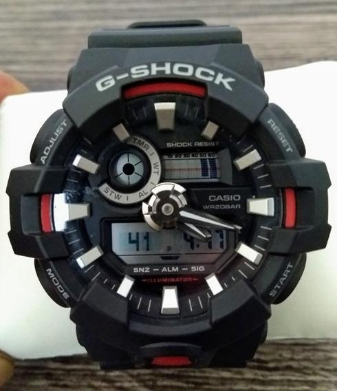 Relógio Casio G-shock Preto Masculino Original Japan 5522*ja