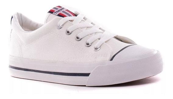 Topper Zapatillas Lifestyle Unisex Profesional Blanco
