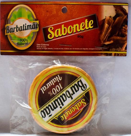 Sabonete Intímo Barbatimão Natural 90g