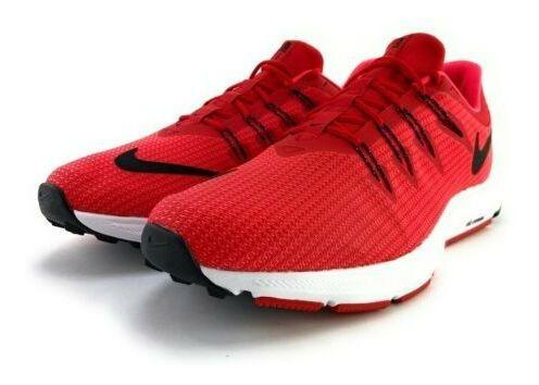 Juguetón herir inestable  Nike Hombre Quest University Rojas Negras Rojas Orbit Zap... | Mercado Libre