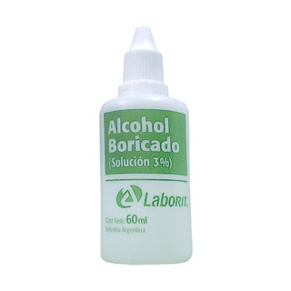 Laborit Alcohol Boricado X100