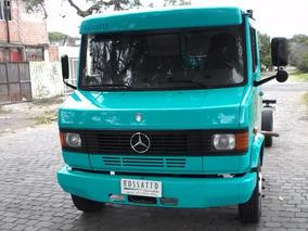 Mercedes-benz Mb 710 Linda Rossatto Caminhões