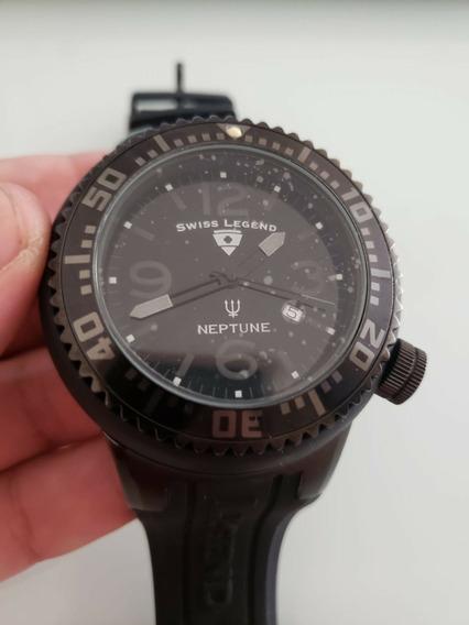 Relógio Swiss Legend Neptune 52mm