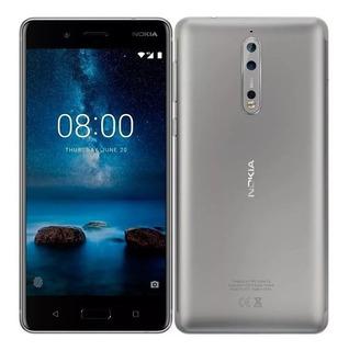 Celular Nokia 8 5,3 Ips Dualsim 4g 64gb 4gb 13mp Android Amv
