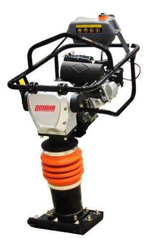 Vibroapisonador Motopison 4.0 Hp Motor Loncin Omaha Va-40