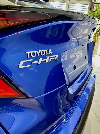 Toyota C-hr 1.8 Ecvt Hibrido - Rosales Automotores