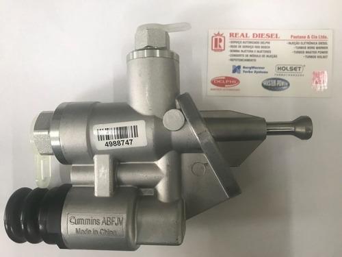 Imagem 1 de 3 de Bomba Alimentadora Do Motor Cummins Serie C. Ref. 4988747