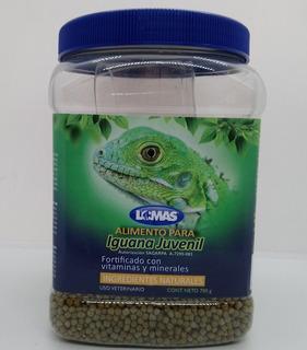 Alimento Para Iguana Juvenil