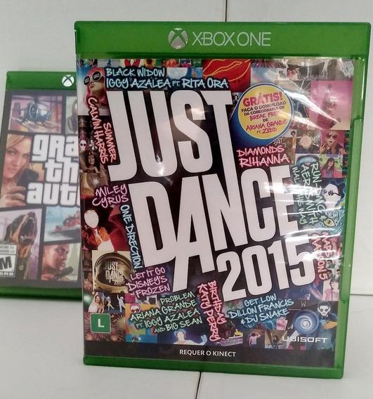 Just Dance 2015 - Xbox One - Jogo De Dança - Mídia Física