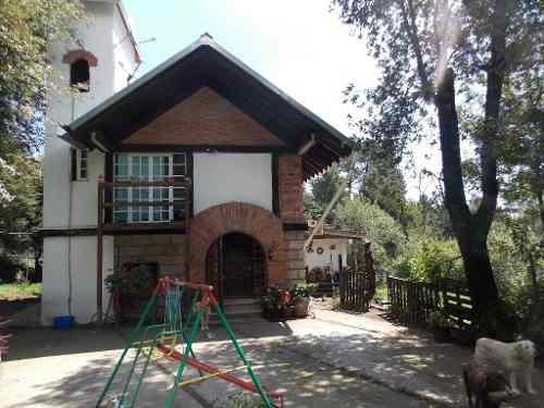 Bonita Casa En El Ajusco