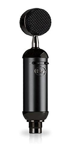 Blue Spark Microfono Condensador Blackout Sl Xlr Para Graba