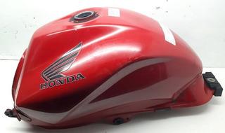 Tanque De Combustível Cb 300r 2014 Vermelho Original Honda