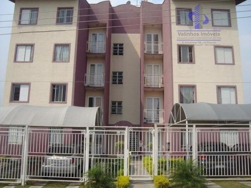 Apartamento Com 2 Dormitórios À Venda, 52 M² Por R$ 200.000,00 - Loteamento Pedra Verde - Valinhos/sp - Ap0827