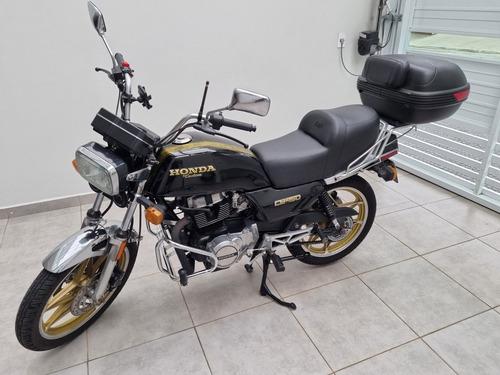 Imagem 1 de 7 de Honda Cb 450 Custom