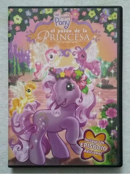 Dvd Mi Pequeno Pony El Paseo De La Princesa