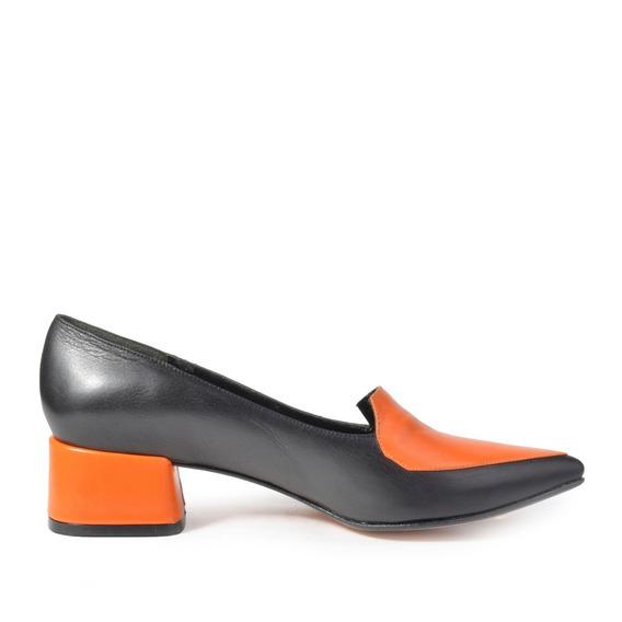 Zapatos De Vestir Zuecos De Mujer Roma - Ferraro -