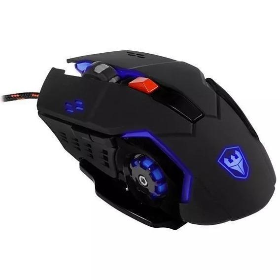 Mouse Óptico Satellite A-92 Usb De 4.800cpi